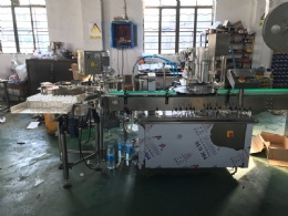 Essential Oil Liquid Filling and Capping Machine